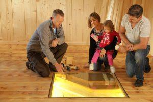 Holzbau Kundenbetreuung
