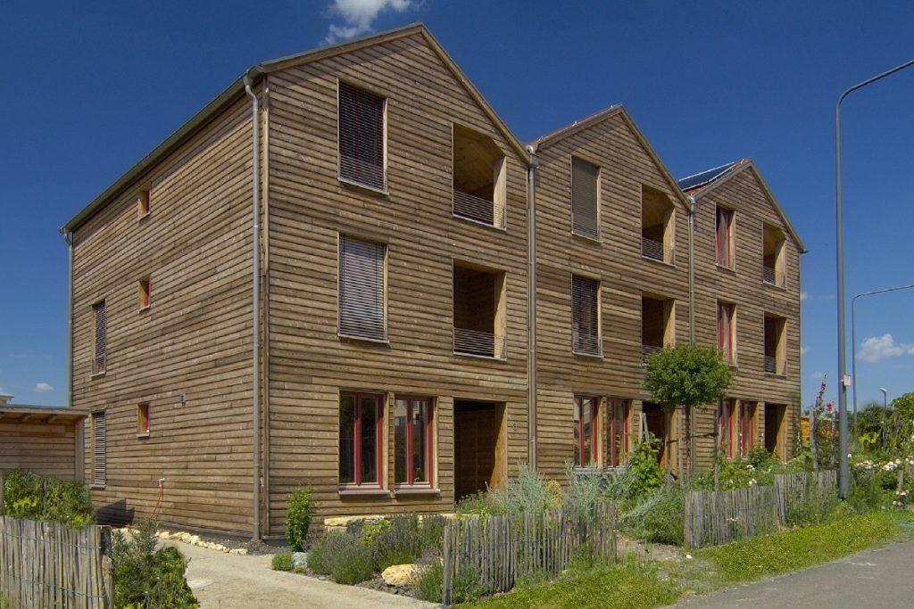 Holzhaus Mehrgenerationenhaus